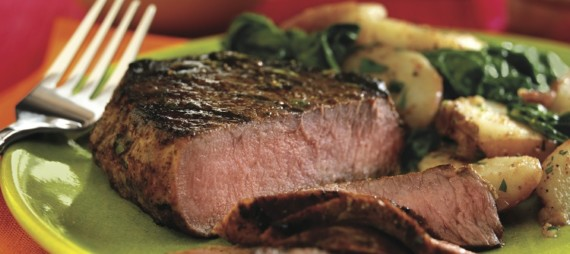 Throwback Thursday {Steaks for Father's Day}