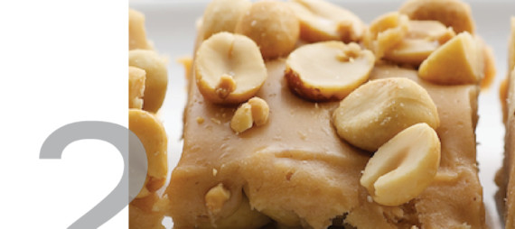 Weekly Pinspiration: Salad, Banana Brownie and Salted Nut Squares
