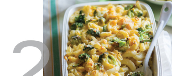 Weekly Pinspiration: Broccoli and Cheese