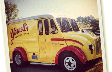 Yarnell's Ice Cream Giveaway