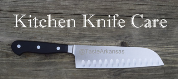 Taking Care of Your Knives {Kitchen Tip Tuesday}