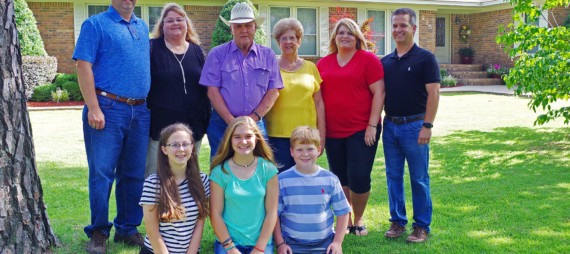 2016 North Central District Farm Family of the Year – Fred & Dorothy Sue Denison