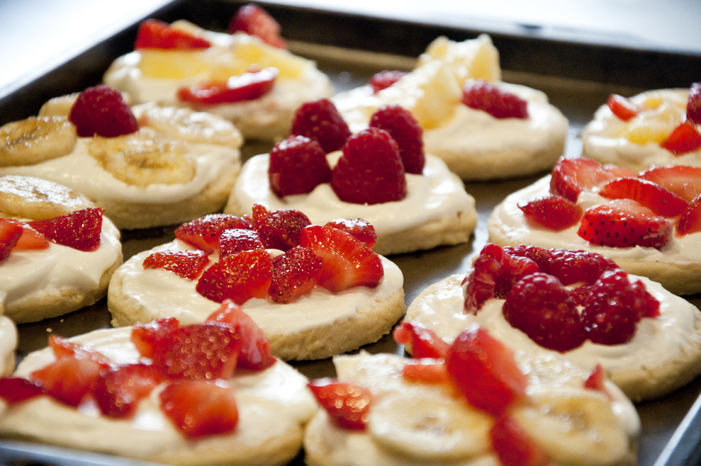 Sugar Cookie Fruit Pizza | AR Farm Bureau Blog: Taste Arkansas