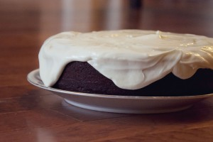 St. Patrick's Day Recipe, St. Patrick's Day, Beer, Guinness, Chocolate Cake, Cream Cheese Frosting, Cooking with Beer,
