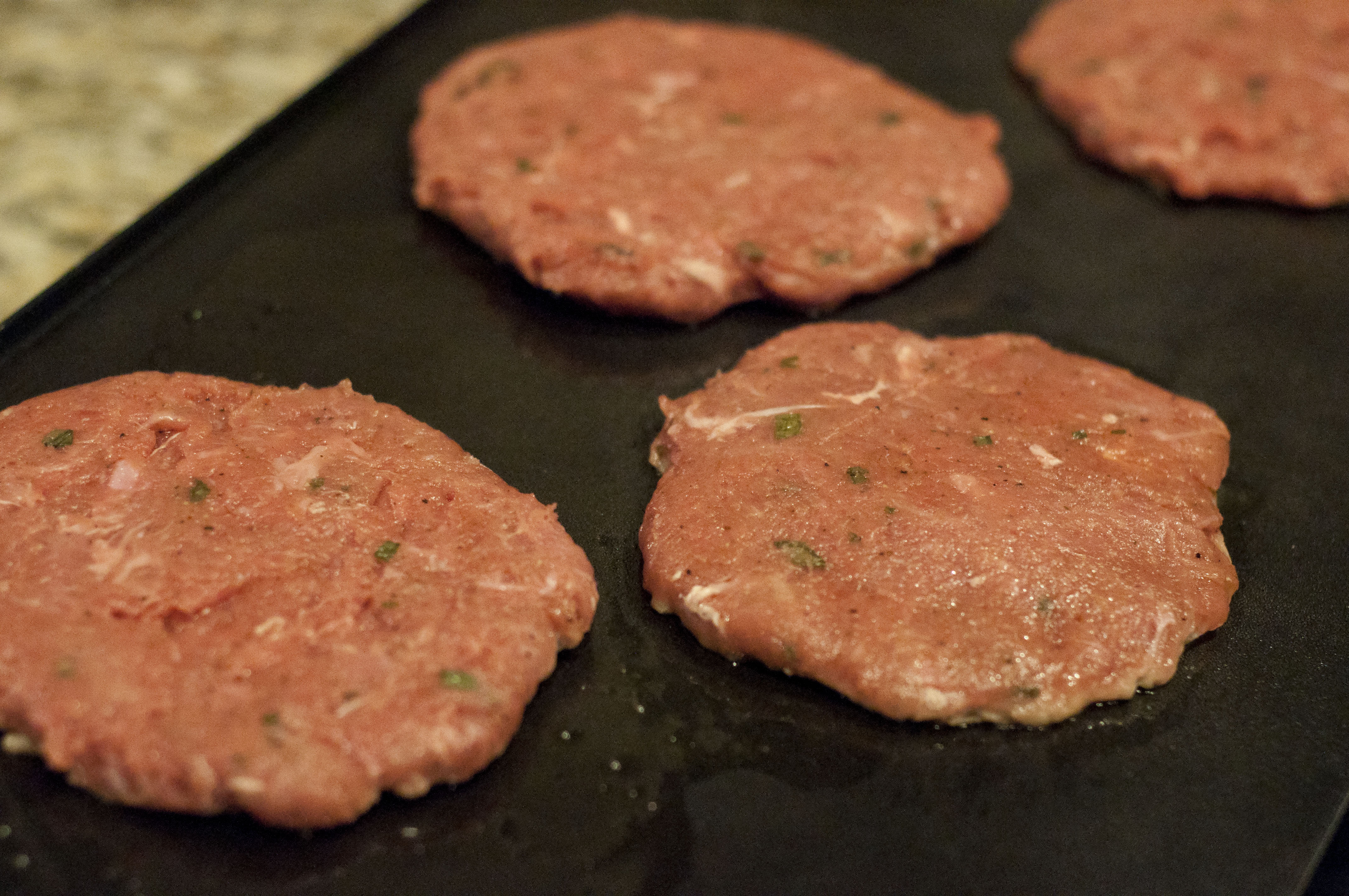 how to cook turkey burger patties on stove