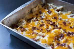 twice-baked potato casserole, potato casserole, easy twice-baked potatoes, easy potato recipe, easy twice baked potato casserole recipe, food, cooking, recipes, how to make twice-baked potato casserole, how to make twice-baked potatoes,
