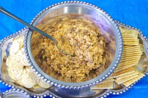 This is Brooklyn's Cheesy Rice and Beef recipe from the Miss Arkansas Rice Contest.