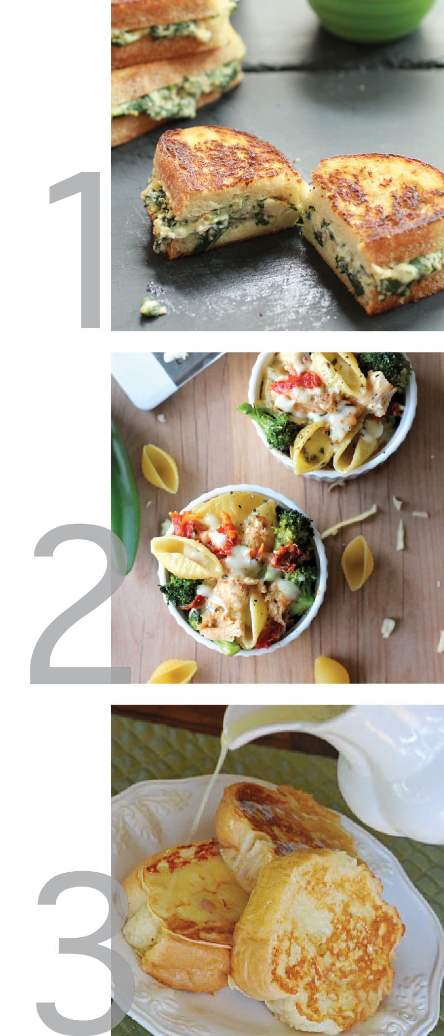 Weekly Pinspiration: Comfort Foods