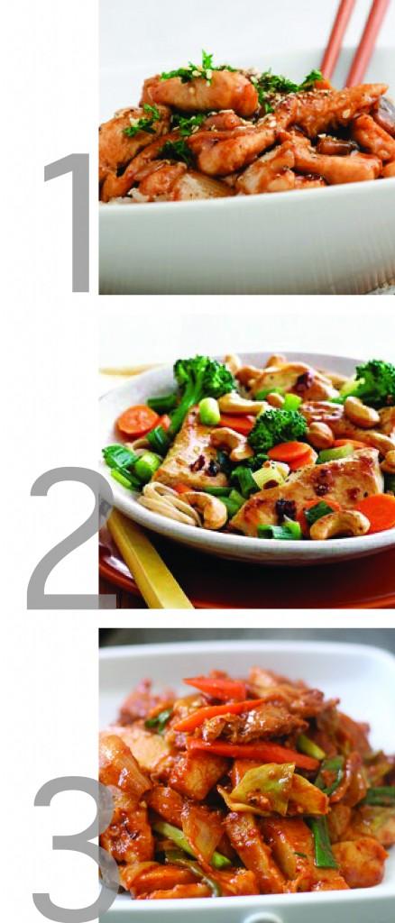 Weekly Pinspiration: Chicken Stir Fry