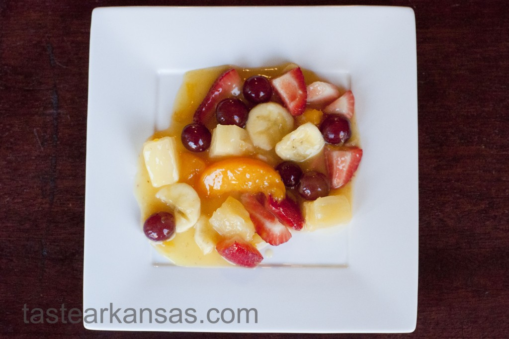 Secret Fruit Salad