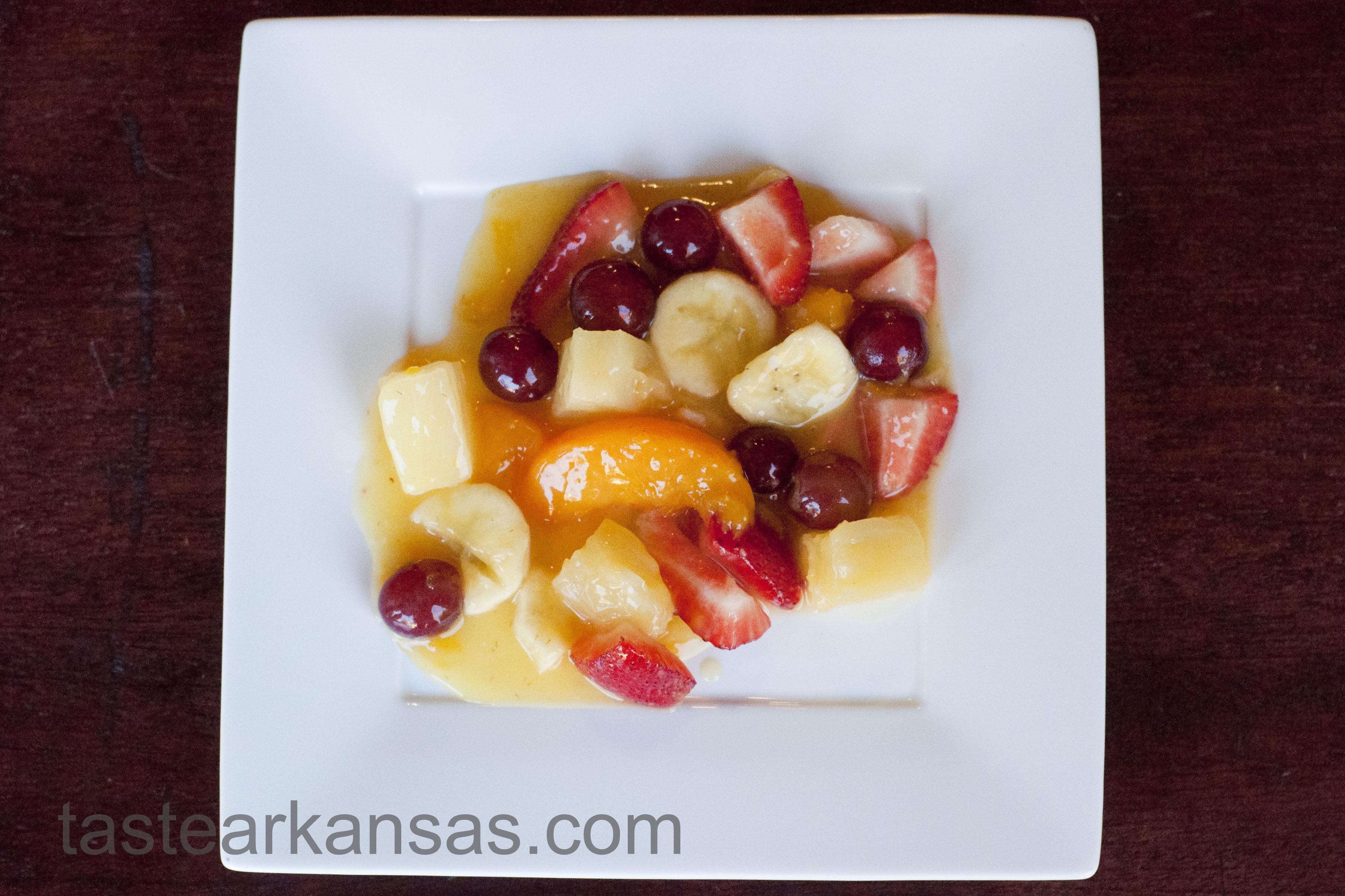 Secret Fruit Salad