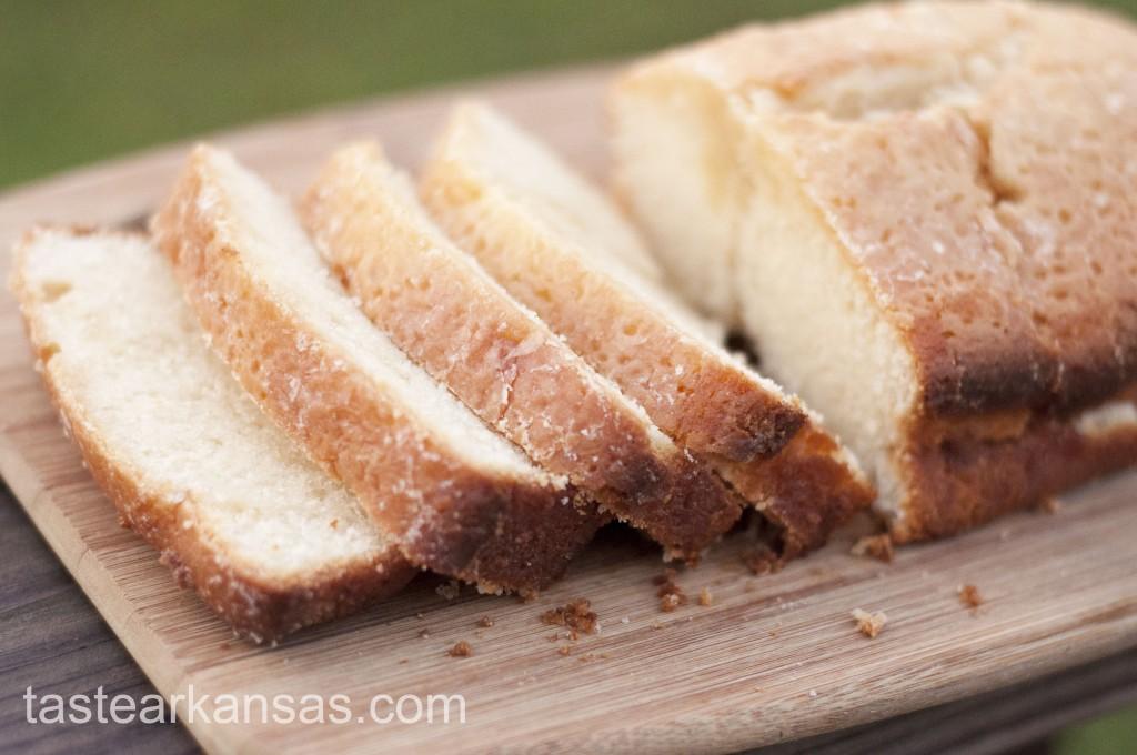 Vanilla Almond Bread