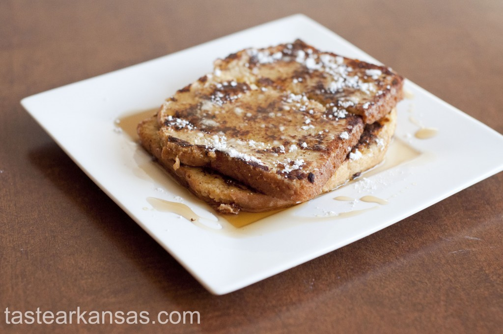 Potato Bread French Toast