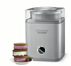 Cuisinart 2-Quart Automatic Frozen Yogurt, Sorbet, and Ice Cream Maker Giveaway