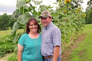 Richard and Jennifer