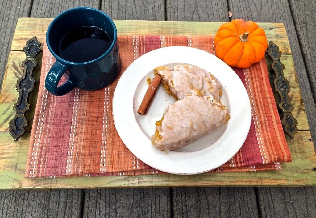 pumpkin scones 1