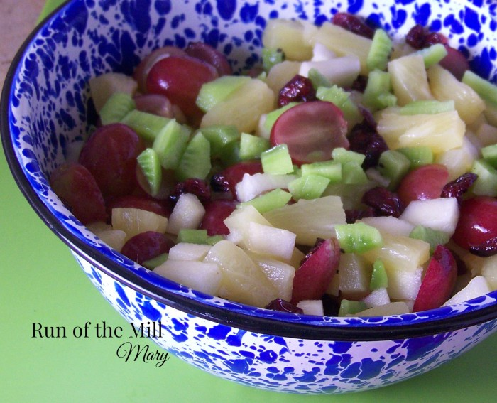 FB fruit salsa bowl of fruit