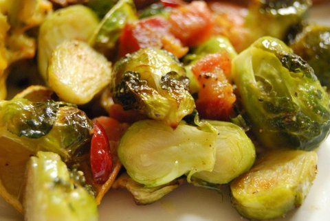 brussels sprouts TAR