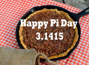 National Pi Day ~ 3.1415