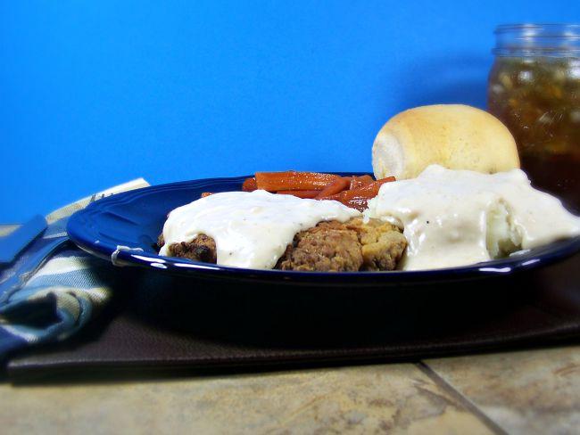 FB Taste Arkansas Chicken fried steak wide