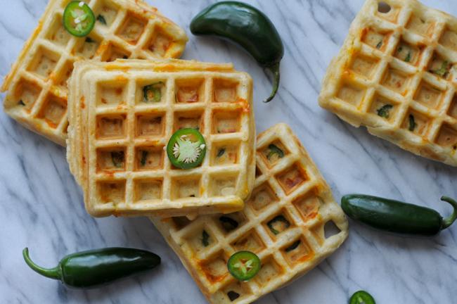 jalapeno-cheddar-corn-waffles-1