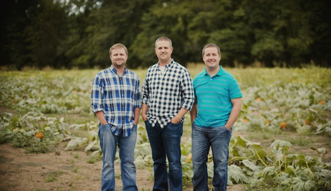 roseberry brothers heath, claigh, bryan roseberry farms