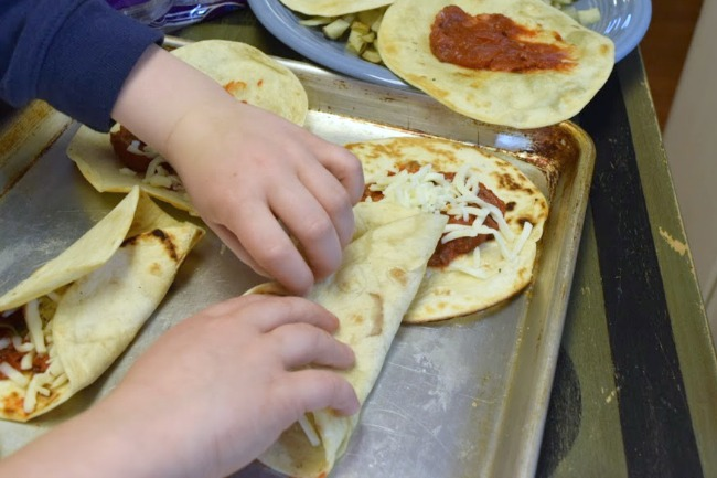 Taste Arkansas Kids in Kitchen enchiladas 2
