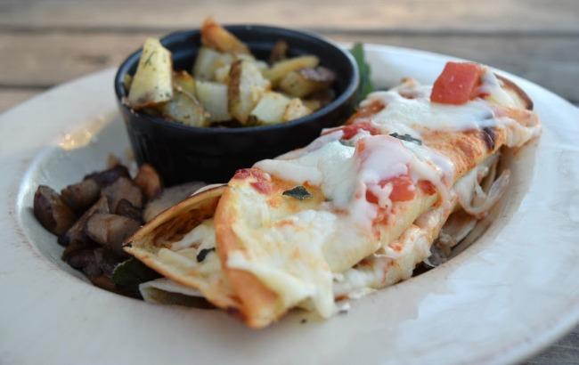 Taste Arkansas enchilada plate