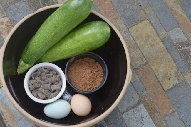 Chocolate Zucchini bread ingredients Taste Arkansas